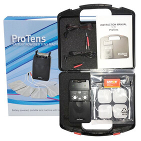 WEEKLY HIRE: Tens Machine + Pads Extra