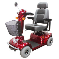 New Style Mid-Range Four Wheel Scooter