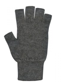 Possum Merino Half Finger  Gloves